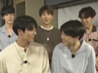 the jikook [gay pause] made a comeback