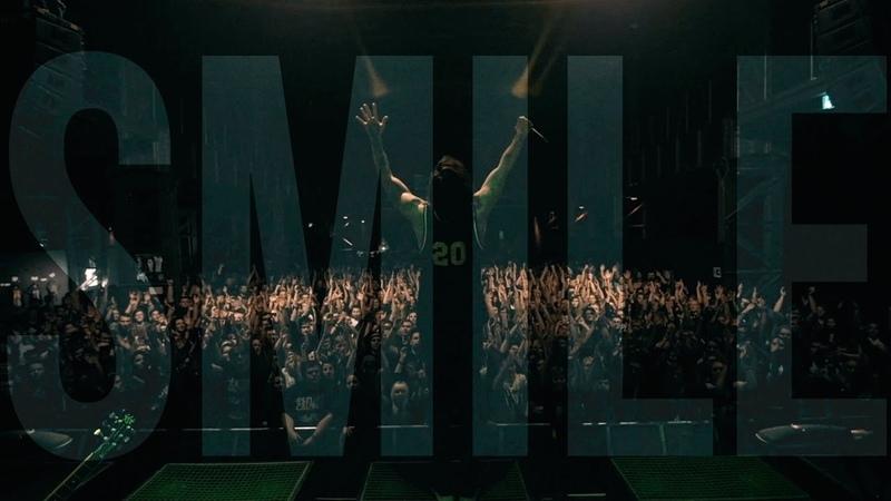 Annisokay - Smile feat. Marcus Bridge [Official Music Video]