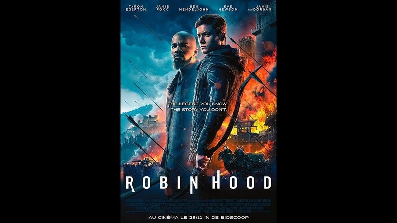 ROBIN HOOD (2018) English Version Dutch / French Subbed 720p