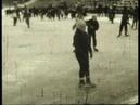 Лефортовский парк. Катание на коньках. Стадион МВО. Зима 1963 - 1964 гг.