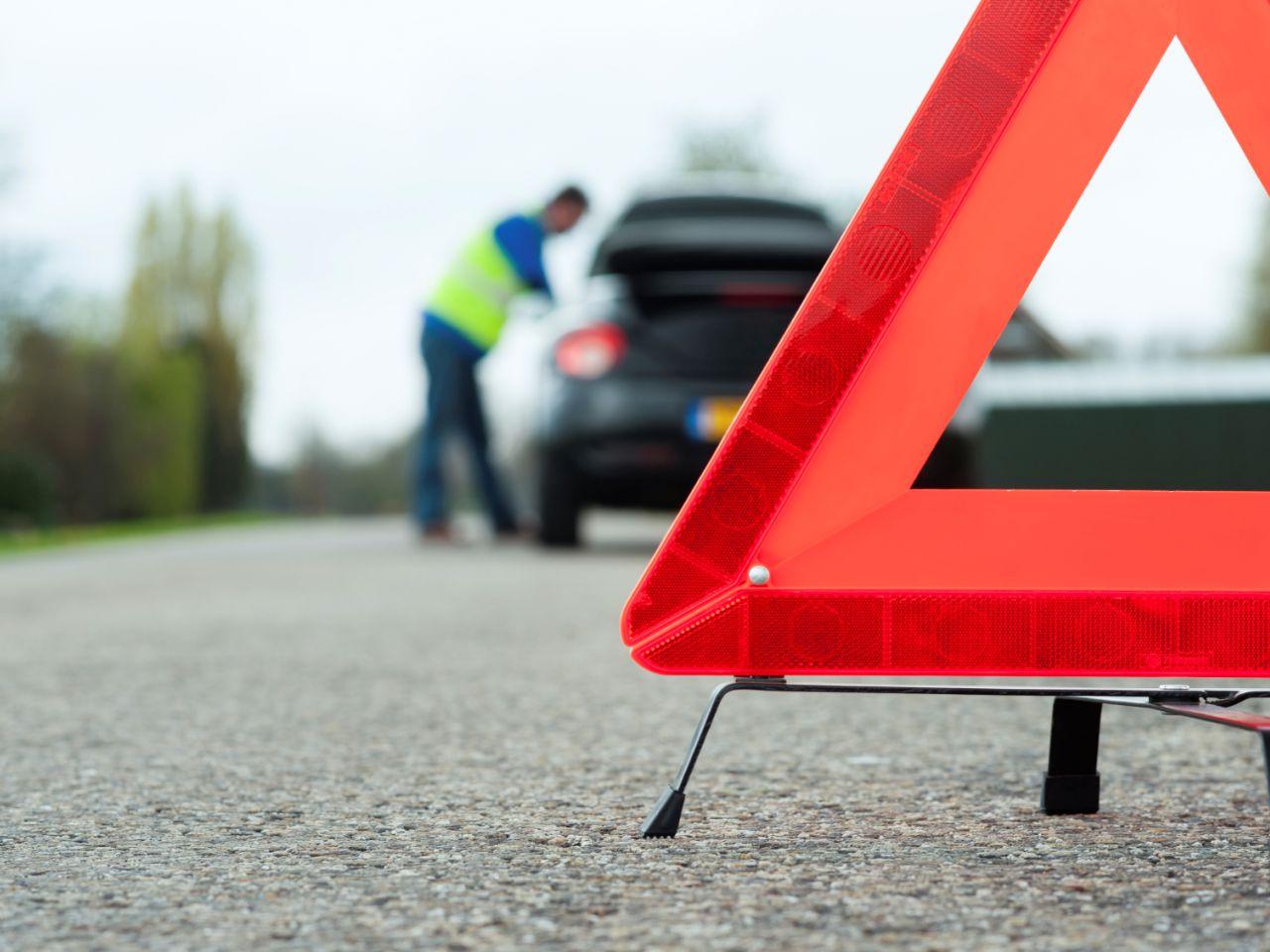 Очередная авария на крымской трассе