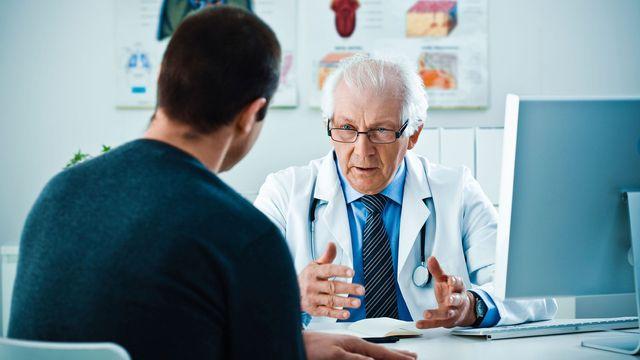 Проверка здоровья для мужчин