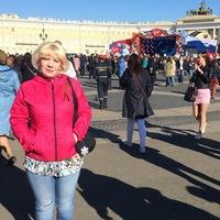 Анкета Таня Самохина