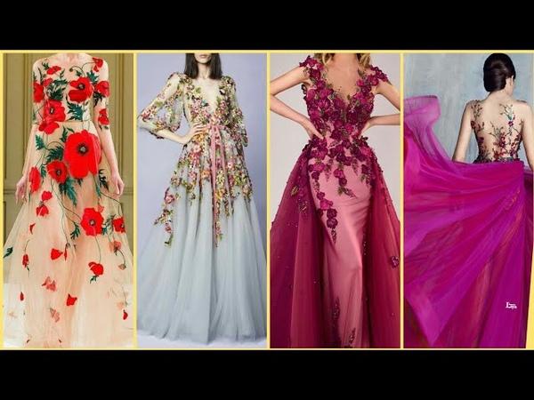 V-Neck Multicolor Maxi dress Going out Vintage Floral Dress