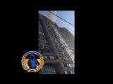 Пожар 08.07.2018 в 7:00 утра, на Пацаева, 16, Ростов-на-Дону