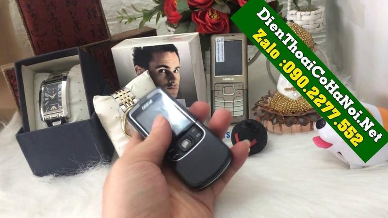 Địa Chỉ Bán Điện Thoại Nokia 8600 Luna Chính Hãng Giá Rẻ Tại Lê Văn Thiêm