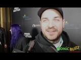 Frankie Palmeri from Emmure Interview at LA Premiere of Mind Over Matter
