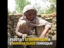 87-летняя бабушка из Индии ездит по стране и своими руками строит общественные туалеты
