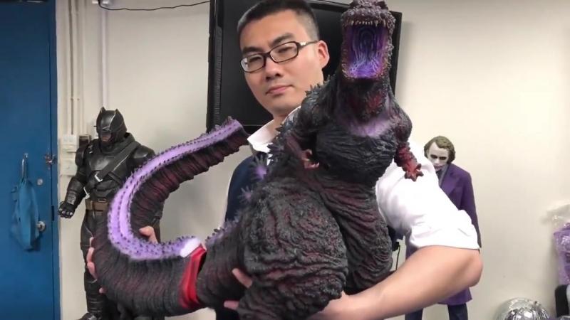 X Plus Gigantic Shin Godzilla - RIC version