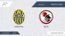 AFL18. Italy. Serie B. Day 24. Verona - Bari