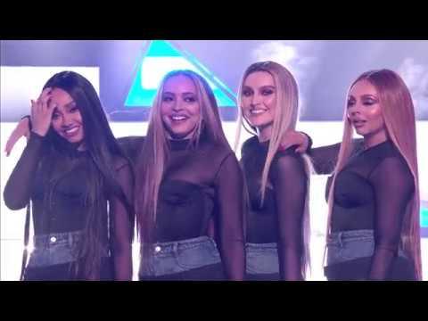 Little Mix - Woman Like Me ft. Nicki Minaj (Live on The X Factor)