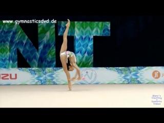 Лала Крамаренко - Булавы(финал) 17.800