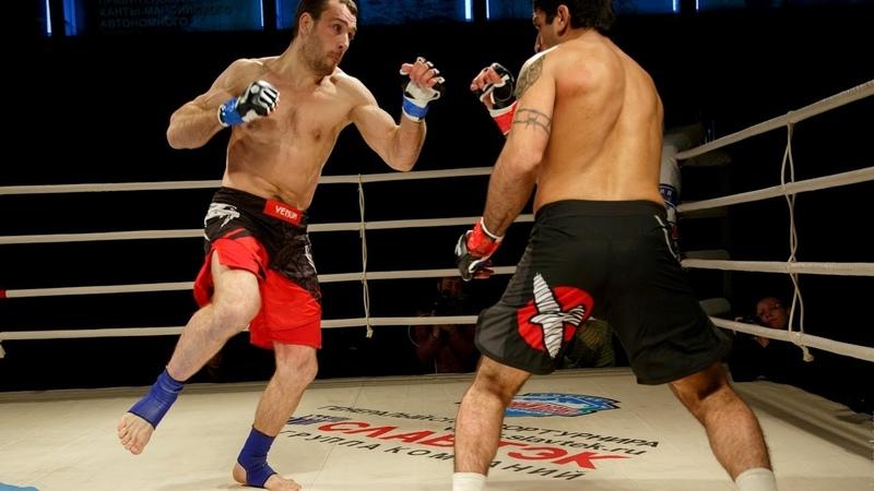 Алексей Кунченко vs Гасан Омаров ⭐ MMA ⭐ tough fight
