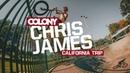 Chris James in California - Colony BMX insidebmx