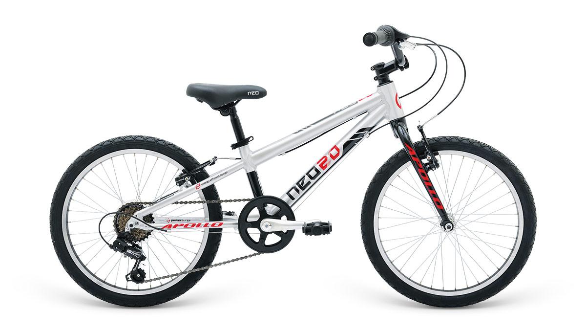 велосипед со скоростями для мальчиков Apollo