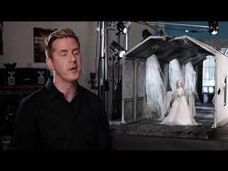 Behind the Scenes With Haunted Beauty Ghost Barbie and Designer Bill Greening