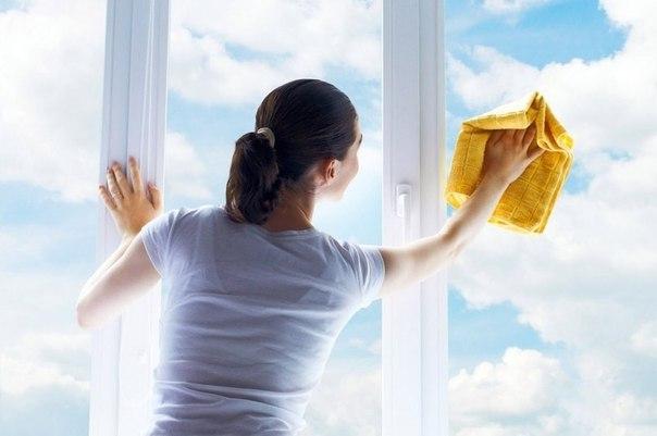С этим раствором ваши окна надолго сохранят свою первозданную чистоту!