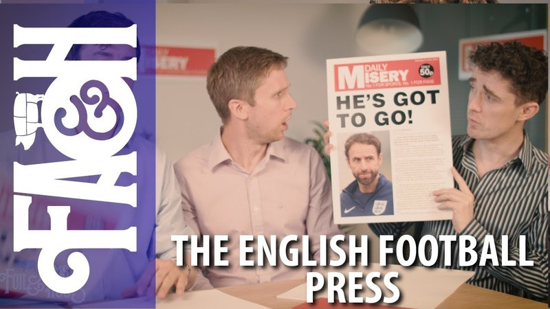 The English Football Press - Foil Arms and Hog