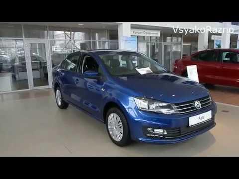 Volkswagen Polo качество сборки немецкого седана класса В (как собирают в Калуге)
