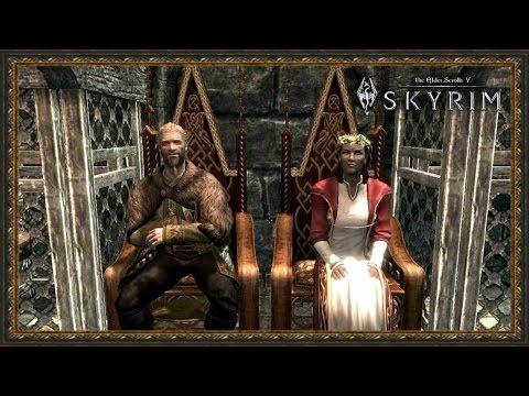 TES 5: Skyrim - Витторию Вичи в лепёшку