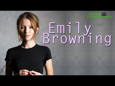 Emily Browning | EVERY movie through the years | Total Filmography | 2018