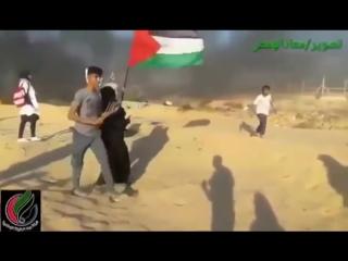 RIP : Mohamed Ayob ... Il levait ses bras au ciel, ils l'ont crucifié