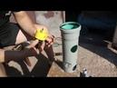 Врезка канализационная McAlpine 110мм на 50мм
