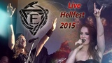 Epica live at Hellfest (2015) Full Concert