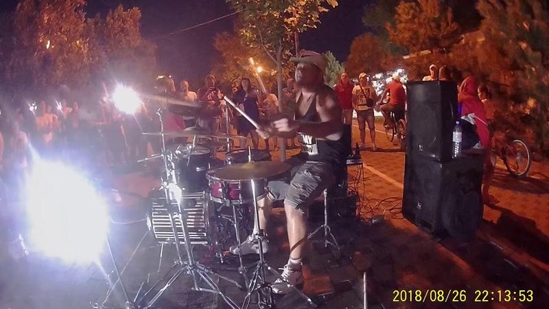Барабаны Димон с липецка в анапе