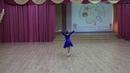 Гусева Марина, танец джайв . Первый Фестиваль юных талантов «Новомосковские звёздочки» в ГБОУ «Школа