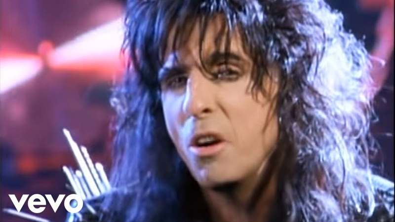 Alice Cooper Bed of Nails Official Video