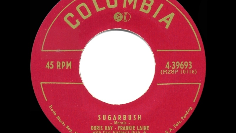 1952 HITS ARCHIVE Sugarbush Doris Day Frankie Laine