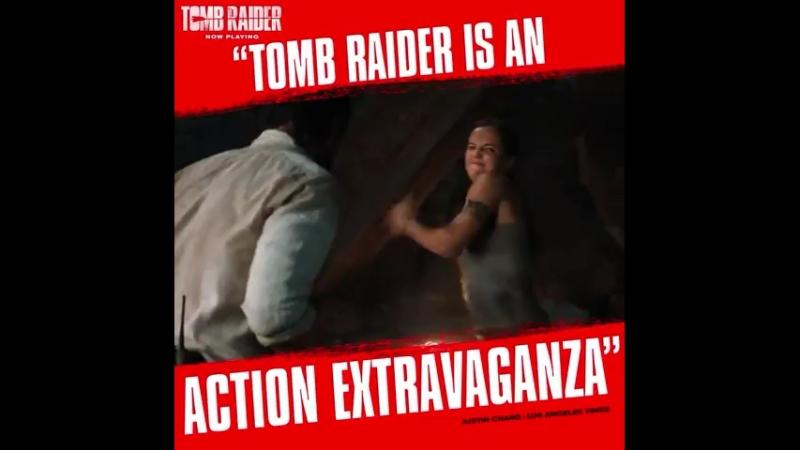 «Tomb Raider: Лара Крофт» (2018): Видео-карточка 36