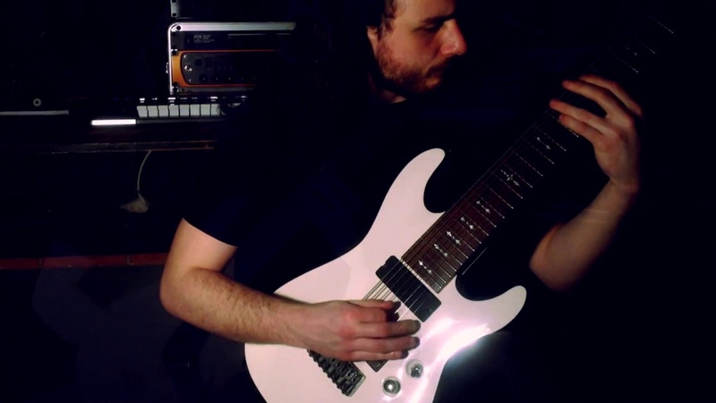 The Scalar Process - Azimuth [Guitar Playthrough]