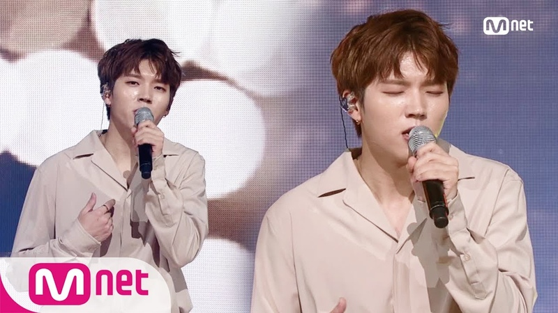 20 09 18 Mnet M Countdown Nam Woohyun If Only You Are Fine