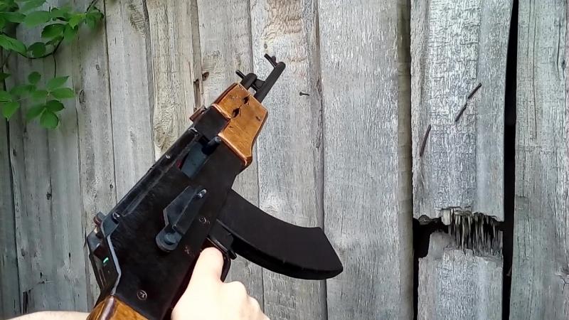 Резинкострел АК-47