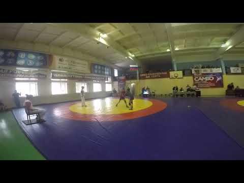 Ярослав Крючков, Ирбит, 1 круг, в/к до 46 кг