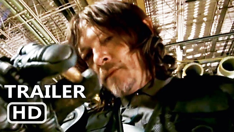 THE LIMIT Official Trailer (2018) Norman Reedus, Michelle Rodriguez, VR Movie HD