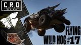 Crossout Tusk &amp Harvester FLYING WILD HOG #17 ver. 0.9.130