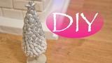 Белоснежная Новогодняя ёлочка / DIY Tsvoric / White Christmas tree