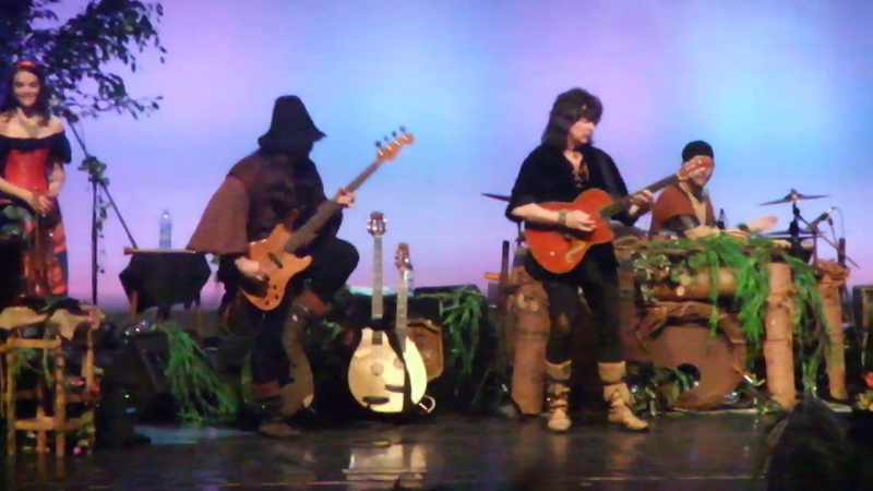 Blackmore's Night, Санкт-Петербург, БКЗ Октябрьский, 20.06.2013