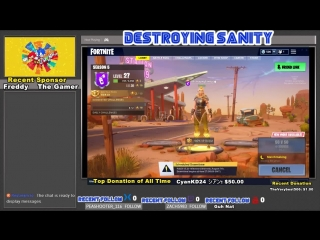 Just a Casual Fortnite Stream