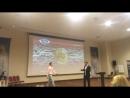 Тимур Тажетдинов в Сочи на годовщине IAC и Криптосезон2018
