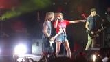 Keith Urban duet with Kelsea, Denver July 14, We Were Us