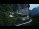 Range Rover Sport SVR - Tianmen Road Time Trial