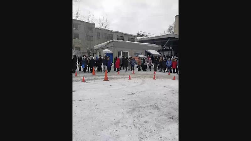 Соревнования СОВРЕМЕННЫХ АВТОШКОЛ ELITEVIP. 17.02.2019. г. Барнаул