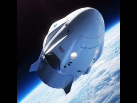 SpaceX's futuristic Crew Dragon astronaut walkway is ready for US human spaceflight revival