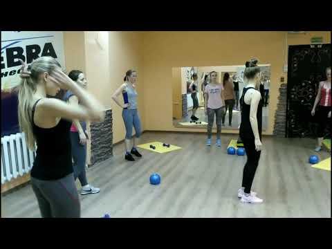 Фитнес программа ReForma (круговая тренировка)