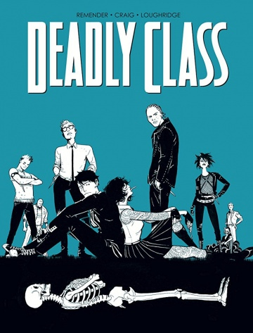 Убийственный класс (сериал 2018 – ...) Deadly Class