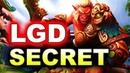 SECRET vs PSG.LGD - FIGHT IS REAL - CHONGQING MAJOR DOTA 2